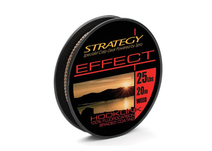 Strategy Effect Hooklink Fluorocarbon 20m