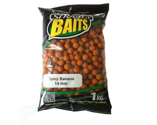 Boilies-Strategy-Spice-banan-14mm