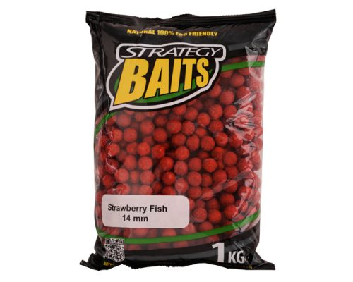 Boilies-strawberry-fish-1kg