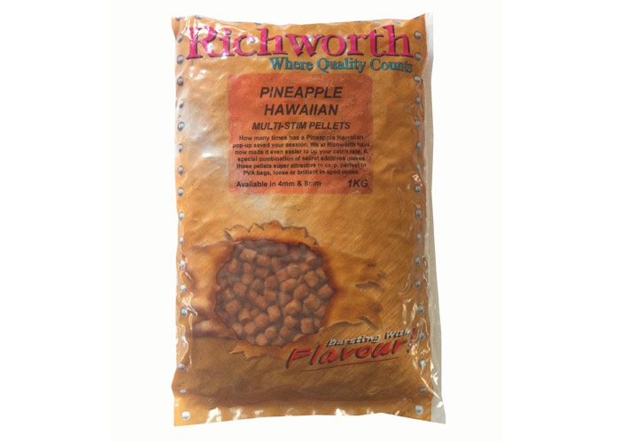 Richworth-Pellets-Pineapple-Hawaiian