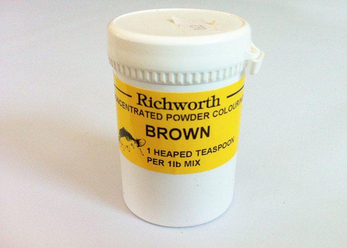 Richworth-farba-brown