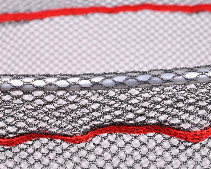 Podberakova-hlava-SPRO-PANNET-OVAL-RED-oválna-45x55x35cm-sieť-MESH-6mm-siet
