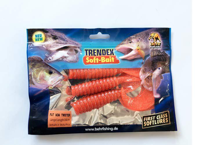 Trendex-twister-16cm-cervene