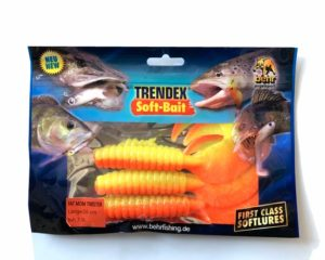 Trendex twister 16cm orange